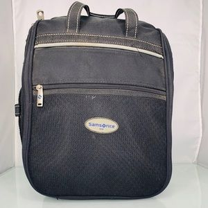 Samsonite 1910 Day Bag to Weekend Duffel Bag 14x12